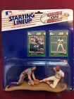 Two Starting Lineup One On One: Carter / Davis & Trammell / Canseco Plus Bonus