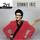 20th Century Masters: The Best of Donnie Iris (CD, Sep-2001, MCA) *NEW* FREE S