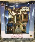 Rare New Carole Towne Lemax Village Taste Of Italy 35855 Christmas Wall Village