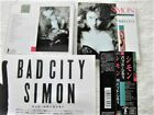 Simon / Bad City /JAPAN CD W/OBI / InsideOut ‎– TOCP-5999  1989