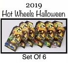 Hot Wheels Halloween 2019 Edition Set Of 6 Cars In Stock Now Holiday Series