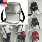 US Fashion Women Sports Square Bag Mini Cellphone Pouch Crossbody Shoulder Bags