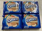 4 Packs Oreo Carrot Cake w/ Cream Cheese Flavored Cookies 12.2 Oz WORLDWIDE SHIP