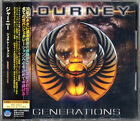 Journey Generations cd 14 Tracks Japan 2005 New Sealed