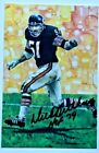 Dick Butkus Cards, Rookie Cards and Autographed Memorabilia Guide 18