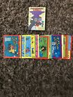 The Simpsons Complete Card Set Of 20 Skybox Itchy & Scratchy 1994 Plus Promo