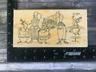 Art Impressions U 1552 Retired Old People Men Women Party Celebrate Rubber Stamp