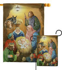 Wise Men Nativity 3 Kings Jesus Religion Holy Garden House Yard Flag