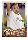 2015 Topps Baseball First Pitch Gallery 25