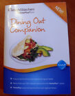 Weight Watchers 2012 Dining Out Companion Points Plus