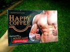 Happy Coffee Instant Coffee Concentrated Formula Weight Loss For Health 10 Sache