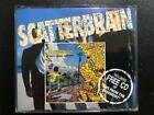SCATTERBRAIN Here Comes Trouble/Live From the Basement (2CD's Virgin)  Like New
