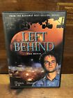 LEFT BEHIND THE MOVIE Kirk Cameron DVD 2000 Apocalyptic VGC DISC ONLY