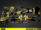 Kit Deco Motorcycle for / MX Decal Kit for Derbi 50 - Rockstar