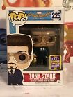 Funko Pop! Tony Stark Spider Man Homecoming SDCC 2017 Exclusive #225