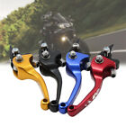 7/8'' 22mm 2X ASV F3 Series Clutch Brake Folding Lever Motorcycle ATV Dirt Bike