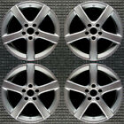 Volkswagen Rabbit Gray 17 OEM Wheel Set 2008 2014 1K9071497V7U