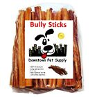Best Free Range Bully Stick Great Training Dog Treats Low Odor USDA 6 in 1LB 1 2
