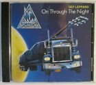 Def Leppard ~ On Through the Night (CD,1988, Mercury 822 533-2 M1) 1st Album