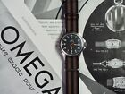 Vintage Omega Automatic Admiralty Geneve 166.038 cal.565 Recently Serviced