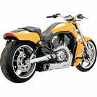 Vance  Hines Stainless Competition 21 Exhaust 2009 17 Harley V Rod Muscle