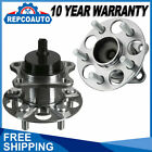 Rear Wheel Bearing And Hub Assembly 2010 2015 Toyota Prius 512505 Pair