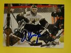 2000-01 PACIFIC AUTHENTIC AUTOGRAPH HOCKEY CARD ED BELFOUR