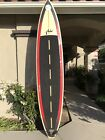 Rare Rusty Surfboard Longboard 93 w Greenough Stage 6 90 Fin A Steal