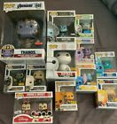 Funko Pop Lot Disney Marvel HBO Exclusive Target Exclusive Hot Topic Exclusive