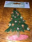 NIP Jolees Scrapbook Stickers Decorated Christmas Tree XMas Day Ornaments Bows