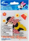 Jolees Disney Minnie Mouse Stickers Mickey Friends Purse Flowers Dreaming Daisy