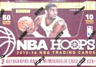 2013-14 Panini Hoops Basketball Sealed Hobby Box