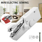 Portable Mini Handheld Electronic Sewing Machine Cordless Quick Clothes Stitch