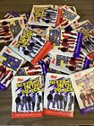 1989 New Kids On The Block Topps Trading Cards Sticker 30 Wax Packs