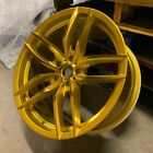 19 GOLD VOSS STYLE STAGGERED WHEELS FITS INFINITI M45 Q45