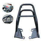 Motorcycle Rear Shelf Set Motorcycle Refitted Box Tail Fin Black Durable