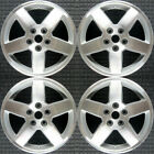 Set 2007 2008 2009 2010 Chevrolet Pontiac Cobalt G5 OEM Factory Wheels Rims 5269