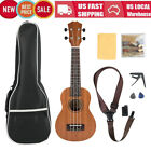 Full Set 21 Inch Soprano Ukulele Mahogany Ukulele with Bag tuner picks