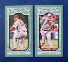 2013 Topps Gypsy Queen Baseball Mini Card Variations Guide 116