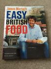 Signed Copy  James Martin Easy British Food Cooking Recipe Book