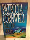 Signed First Edition Patricia Cornwell Isle of Dogs Hardback