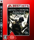 Medal Of Honor Airborne Ea Best Hits Japan Playstation3 2008 New