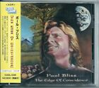 Paul Bliss The Edge of Coincidence Japan CD w/obi bliss band westcoast  COOL-038
