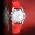 FANTASTIC VINTAGE SEIKO CHORUS LADIES MANUAL SS SILVER DIAL WATCH