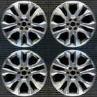 Set 2018 Chevrolet Traverse OEM Factory 23165678 20 Machined Wheels Rims 5848