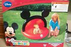 Disney Mickey Mouse Clubhouse Inflatable Baby Pool with Sprinkler NIB
