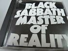 Black Sabbath ‎– Master Of Reality 1971 1ST RARE JAPAN OBI 23PD-135 NEAR MINT CD