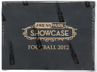 2012 Press Pass SHOWCASE Football Hobby Box - 6 Rookie Auto Box - Factory Sealed
