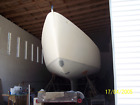 Sailboat Cal 40 Project Hull and Spars