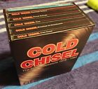 Cold Chisel the studio sessions 1978-1984 BOX SET Australian MINT MEGA RARE, OOP